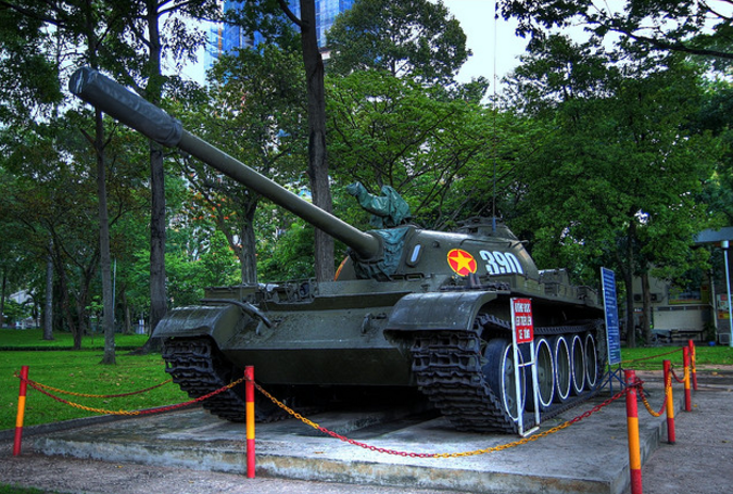 Xe tăng 390