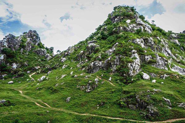 du lịch Hà Nội 1 ngày đi chơi đâu núi Trầm