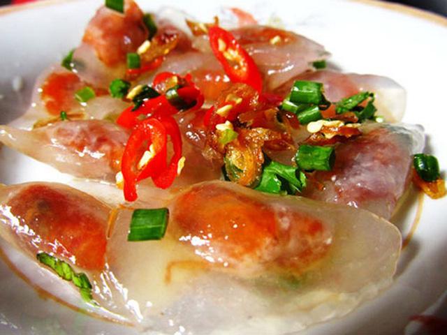 Bánh bột lộc Quảng Bình