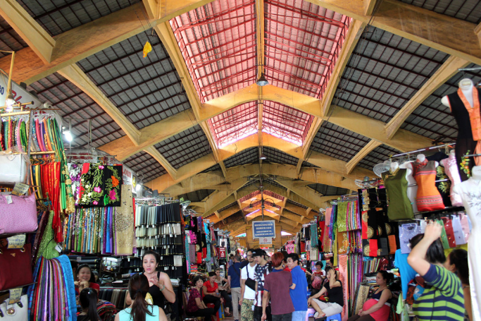 Du lịch chợ Bến Thành tp. Hồ Chí Minh