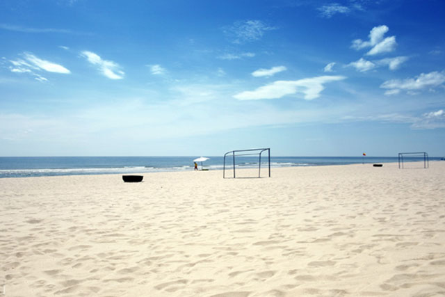 Ghé thăm bãi biển Nhật Lệ Quảng Bình hấp dẫn