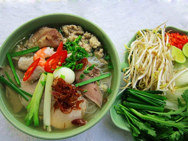 du lịch vietravel hồ chí minh việt nam với Một món ăn đặc trưng Nam Bộ rất phổ biến ở Sài Gòn (Ảnh: Sưu tầm)