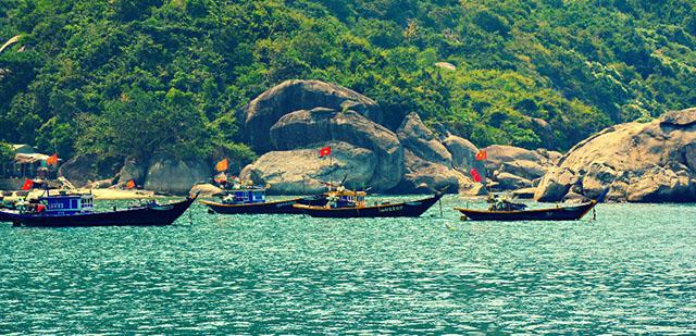 Cù Lao Chàm là một địa điểm có tiềm năng du lịch lớn (Ảnh: Sưu tầm)