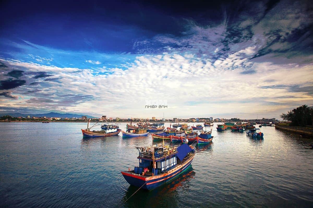 DU lịch biển Nhật Lệ Quảng Bình