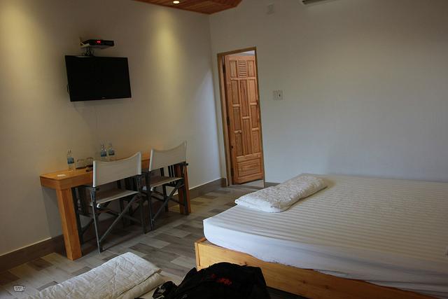 Khách sạn tại Bình Lập tiện nghi và thuận tiện (Ảnh ST)
