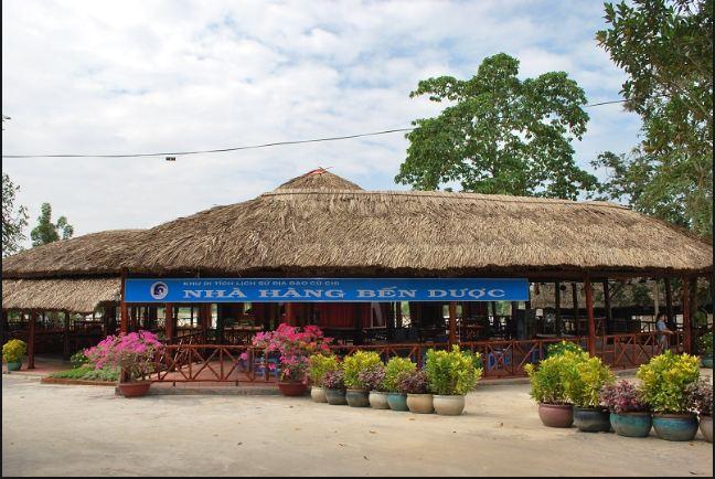 Hình ảnh nhà hàng Bến Dược Củ Chi (ảnh ST)