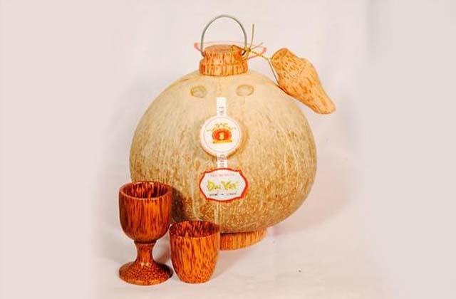 rượu dừa Sơn Trà