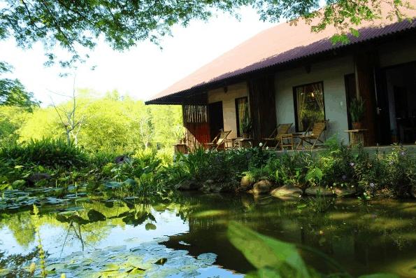 Tận hưởng một kì nghỉ thoải mái, yên tĩnh tại Thác Giang Điền