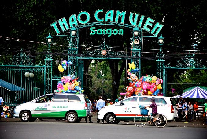 Vườn thú Thảo Cầm Viên Sài Gòn