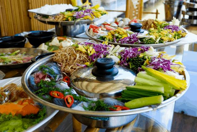 40 món ngon được chế biến bởi các đầu bếp nổi tiếng HCM
