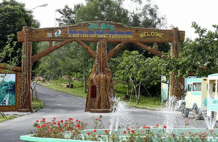 Khu du lịch Hồ Mây Bà Rịa Vũng Tàu (Ảnh: Sưu tầm)