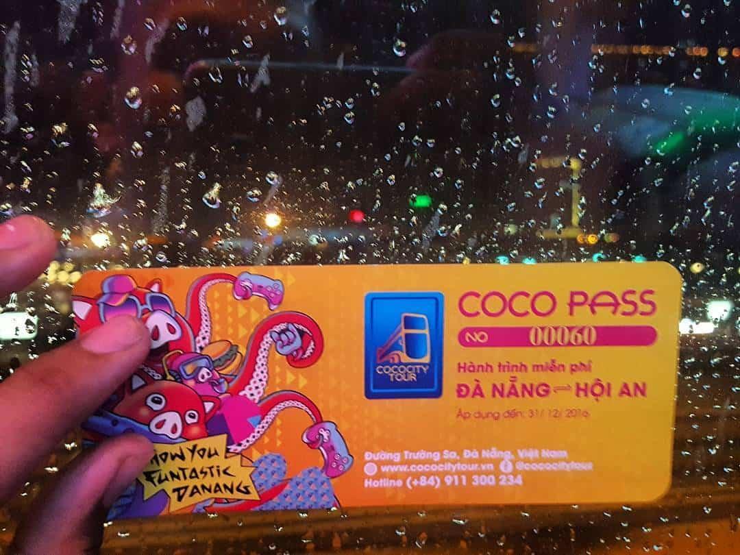 Vé Coco bus Đà Nẵng