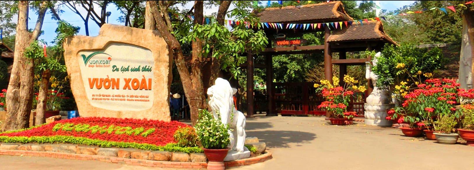 Điểm du lịch 1 ngày quanh Sài Gòn thu hút