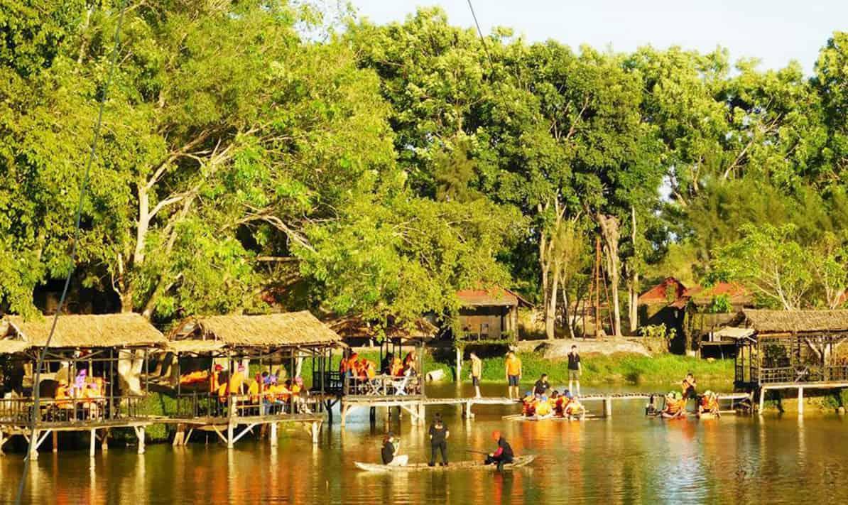 Các trò chơi khu du lịch Cao Minh gần Hồ Chí Minh