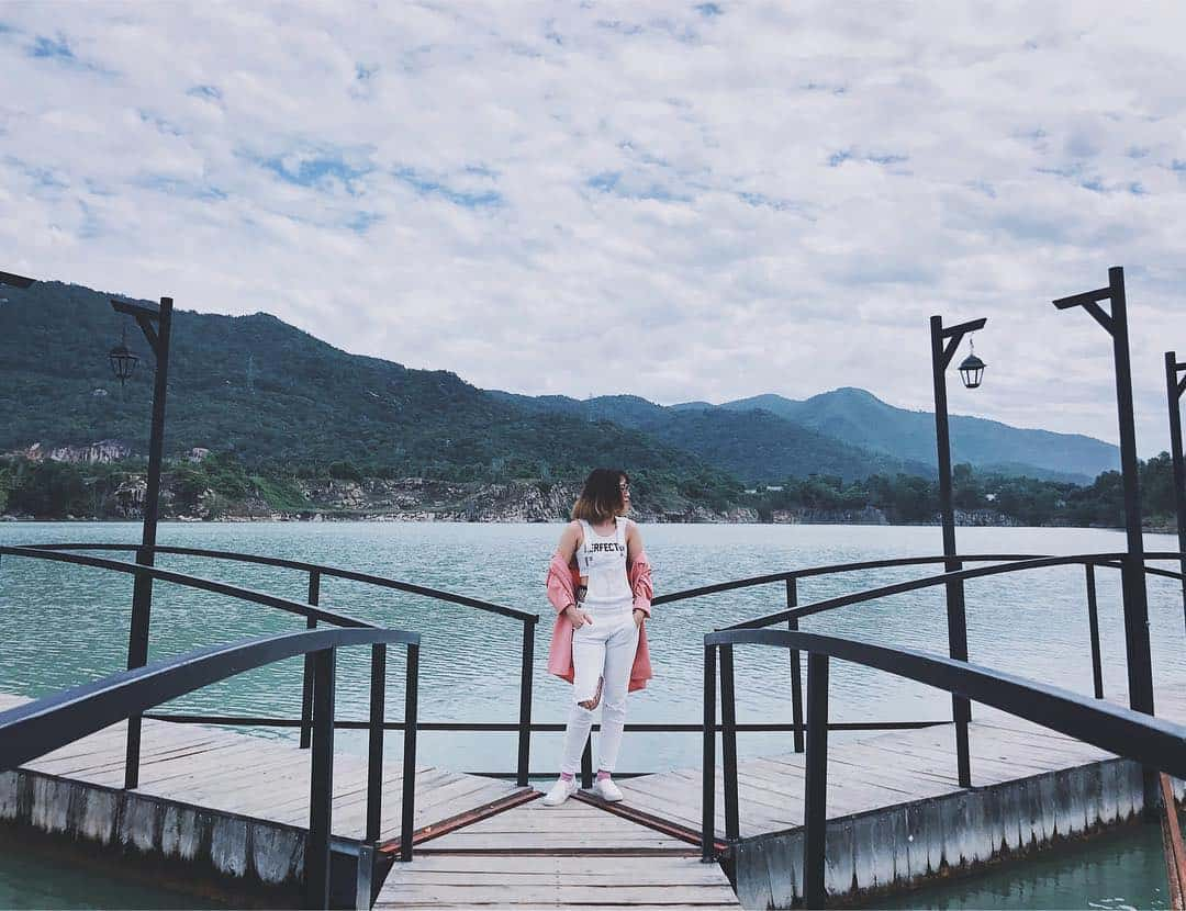 Image result for Hồ Đá Xanh