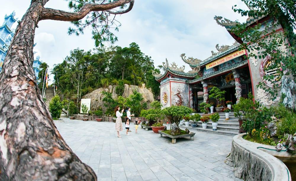 Chùa Linh Ứng Bà Nà - địa điểm du lịch BÀ NÀ 01
