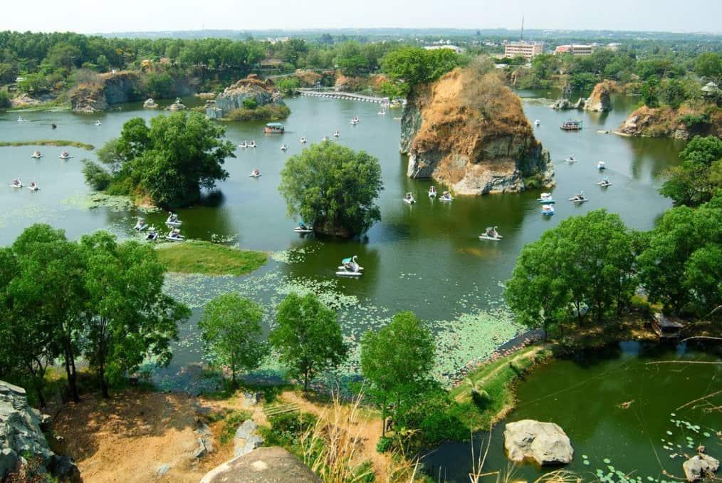 địa điểm du lịch một ngày gần Sài Gòn