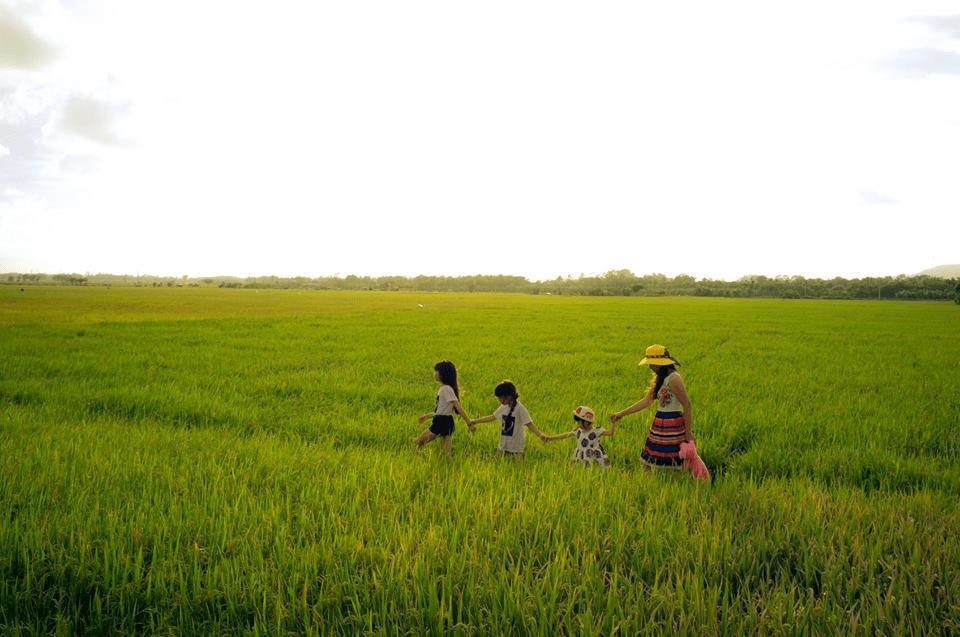 Check in cồn cát Quang Phú