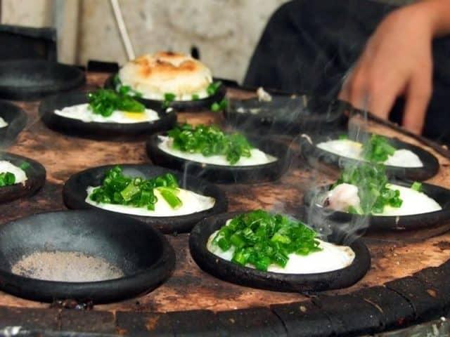 Món ăn vặt Vũng Tàu - Bánh khọt
