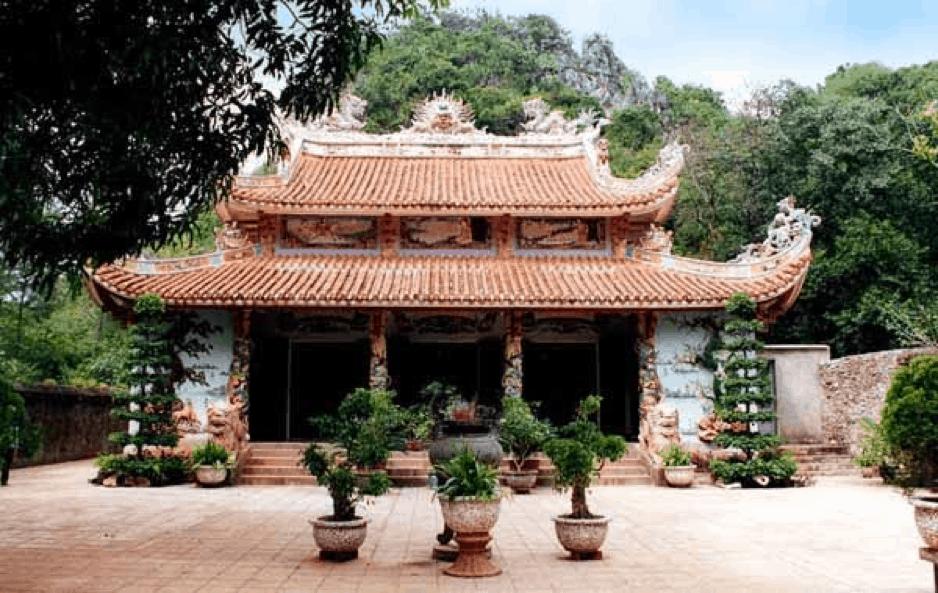 Hình ảnh chùa Tam Thai