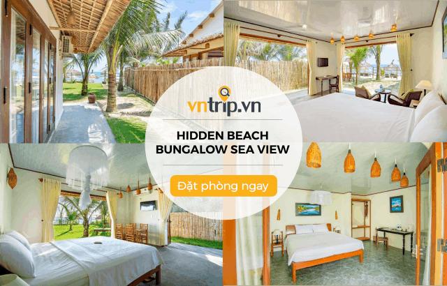 Hidden Beach Bungalow Sea View