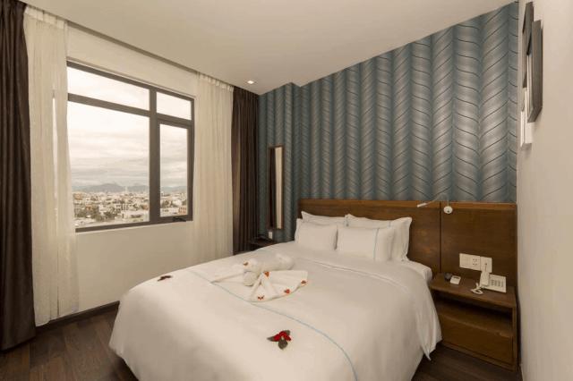 Le Manoir Premier - khách sạn gần Ngũ Hành Sơn