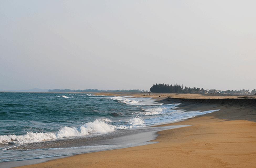 Bãi biển Mỹ Khê Quảng Ngãi tuyệt đẹp (Ảnh ST)