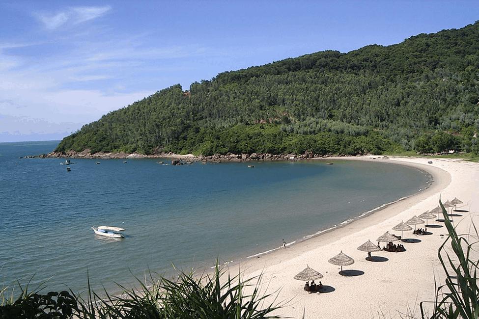Khám phá Bãi biển Mỹ Khê Quảng Ngãi (Ảnh ST)
