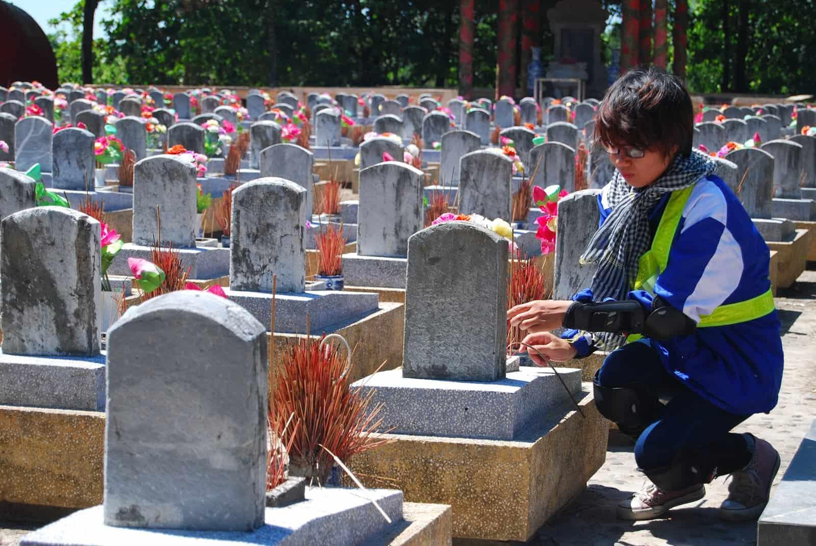 Nghĩa trang liệt sĩ Trường Sơn - địa điểm du lịch Quảng Trị 01