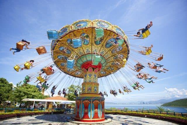 Địa điểm vui chơi đầy sắc màu tại Vinpearl Land Nha Trang
