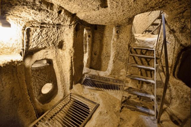 Những căn hầm đã trở thành huyền thoại