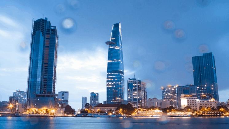 Tòa tháp chọc trời Bitexco Financial