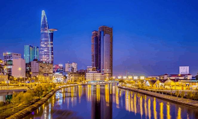 Vẻ đẹp hiện đại giữa lòng thành phố mang tên Bác