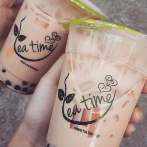 Hình ảnh Trà sữa Tea Time Hồ Chí Minh