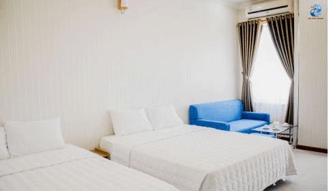 Phòng ngủ sắp xếp gọn gàng, sạch sẽ