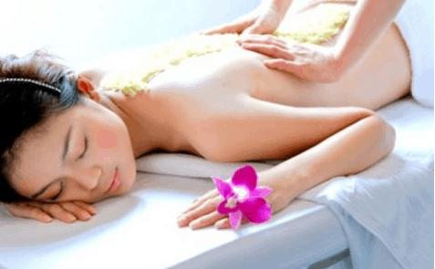 SỬ dụng dịch vụ spa là cách thư giãn rất tuyệt vời