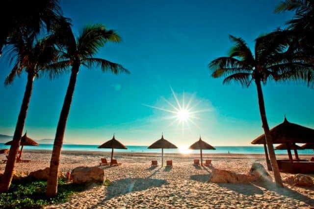 Bãi biển Bắc Mỹ An - bãi biển Đà Nẵng 02