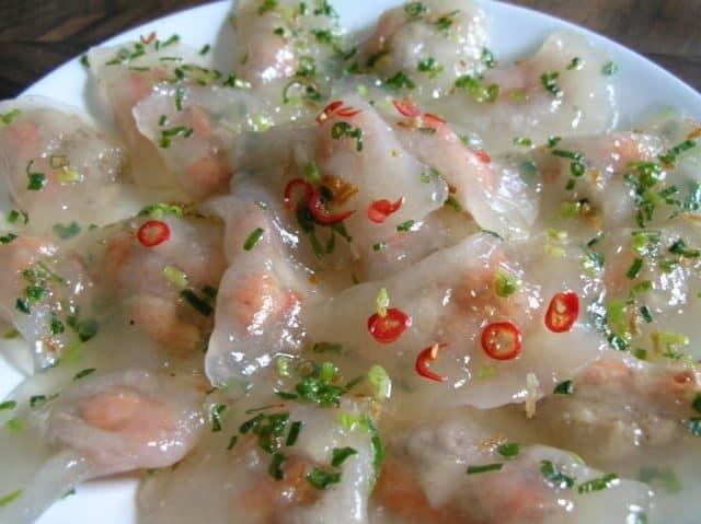 Bánh bèo - đặc sản Hà Tĩnh