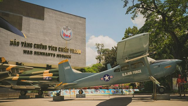 Bảo tàng chứng tích chiến tranh tpHCM