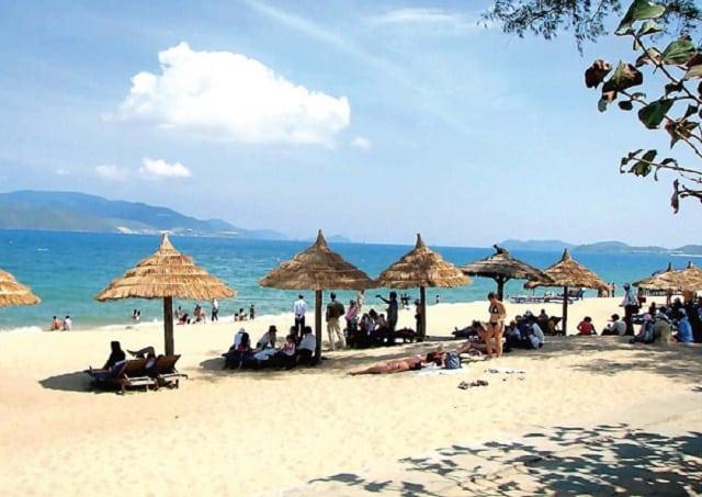 Bãi biển Bắc Mỹ An - bãi biển Đà Nẵng 01