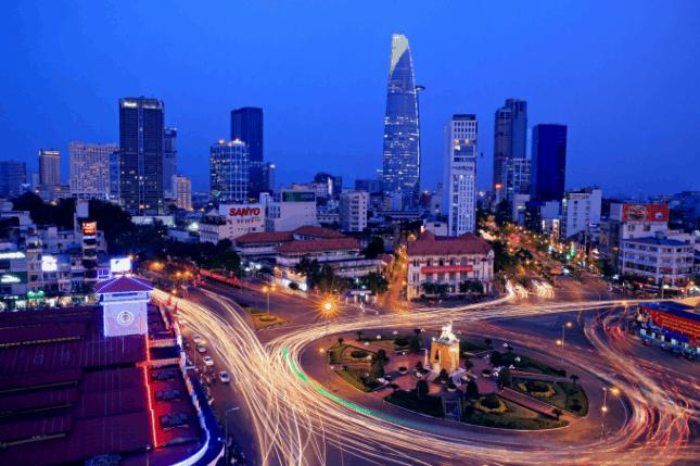 Bitexco - tòa nhà cao nhất thành phố Hồ Chí Minh