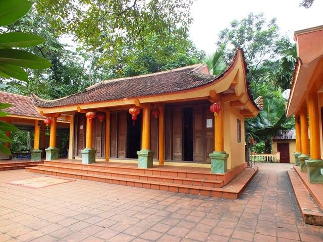 Chùa Sùng Khảnh nổi tiếng ở Hà Giang