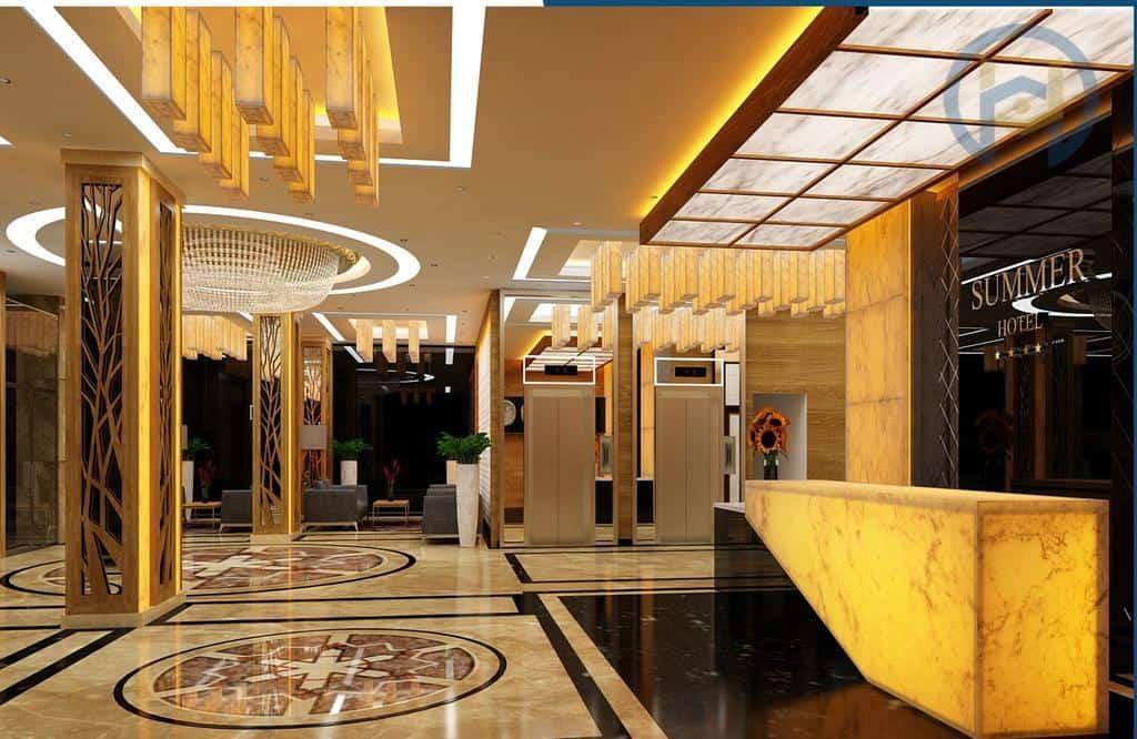 Khách sạn Summer Cua Lo