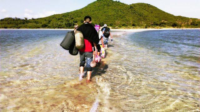 Vịnh Xuân Đài Phú Yên con đường nước rút