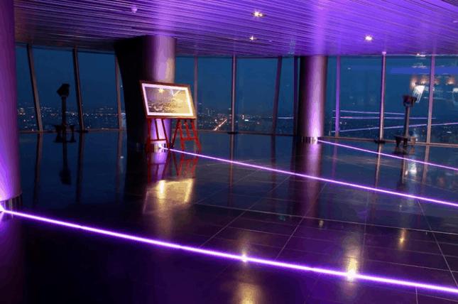 Đài quan sát tòa nhà Bitexco