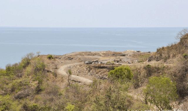 Con đường lên đồi Con Heo ở Vũng Tàu