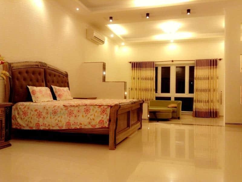 Không gian ấm cúng bên trong khách sạn ở bãi Sau Vũng Tàu vẫn đảm bảo được độ tiện nghi cần thiết (ảnh sưu tầm)