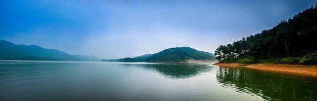 Khí hậu hiền hòa - Khu du lịch Hồ Trại Tiểu