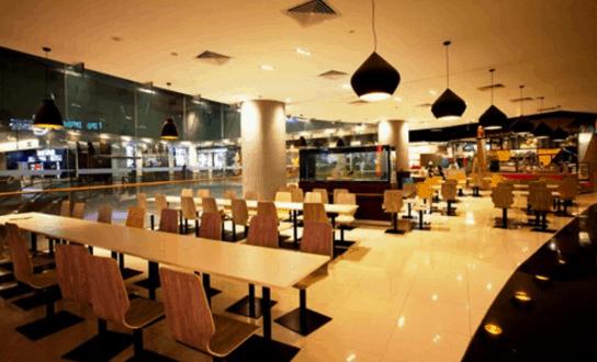Khu ẩm thực Singapore