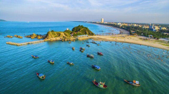 địa điểm du lịch nghệ an: đảo lan châu-01
